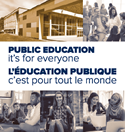 Public Education — It's For Everyone