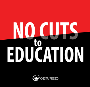 No Cuts to Education