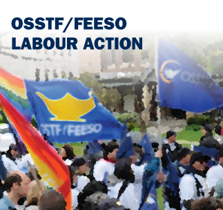 OSSTF/FEESO Labour Action